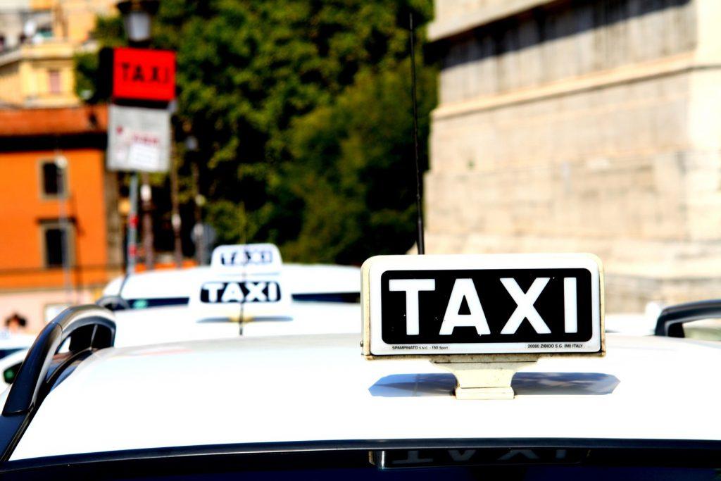 Ongeval openbaar vervoer, ongeval taxi, letselscxhae taxi