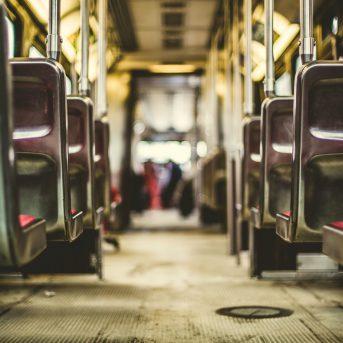 Ongeval openbaar vervoer