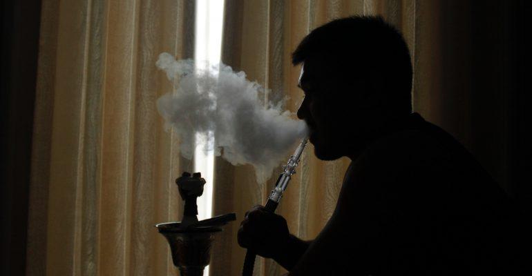 Letselschade door roken waterpijp
