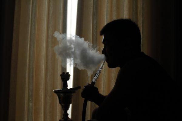 letselschade door roken waterpijp hookah shisha