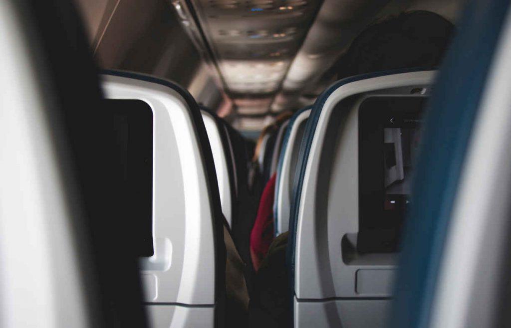 Smartengeld bijrijder, passagier en inzittende, smartengeld passagier vliegtuig